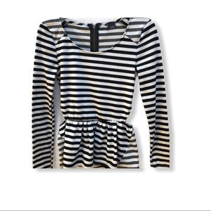 Sparkle & Fade Urban Outfitters Striped Top